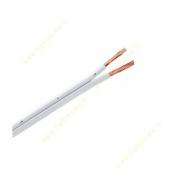 سیم برق نایلونی بند تخت برند البرز الکتریک نور سایز 0.5*2