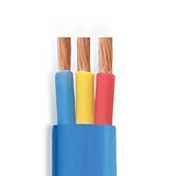 کابل برق ضد آب تخت برند سیمیا سایز 16*3