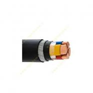 کابل برق شیلدار برند البرز سایز 1.5*4
